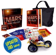 Picture of Mars Rover Challenge - DELUXE GAME KIT