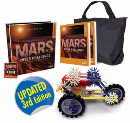 Picture of Mars Rover Challenge - TEAMWORK Version Kit