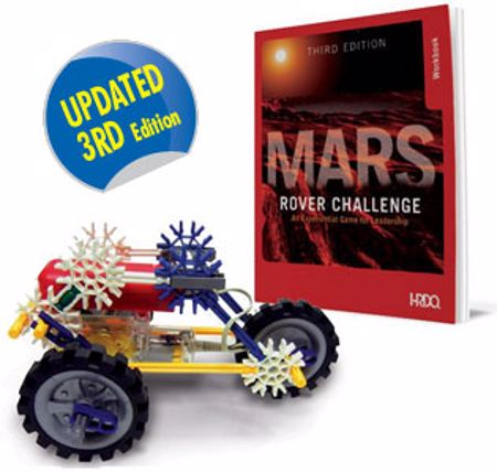Picture of Mars Rover Challenge - LEADERSHIP Version Extra Game Pack