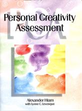 Picture of Personal Creativity Assessment