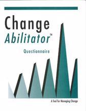 Picture of Change Abilitator Participant Questionnaire