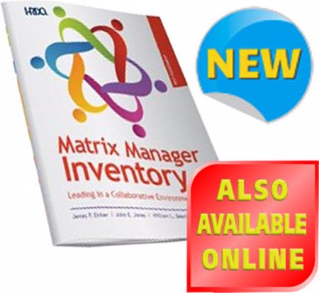 Picture of Matrix Manager Inventory Self-Assessment