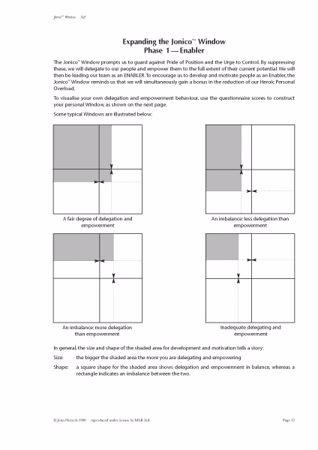 Picture of Jonico Window-Self (FREE PDF SAMPLE)