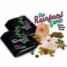 Picture of Rainforest Game Second Edition Extra Game Pack