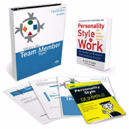Picture of What's My Team Member Style?–Facilitator Guide