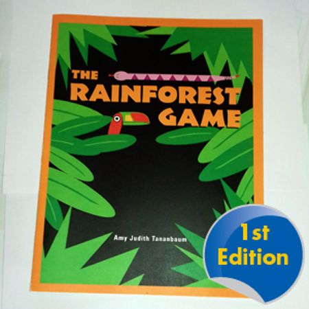 Picture of Rainforest Game First Edition Participant Workbook