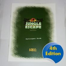 Picture of Jungle Escape 4th Edition Extra Participant Booklets