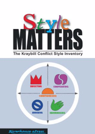 Picture of Style Matters–The Kraybill Conflict Style Inventory