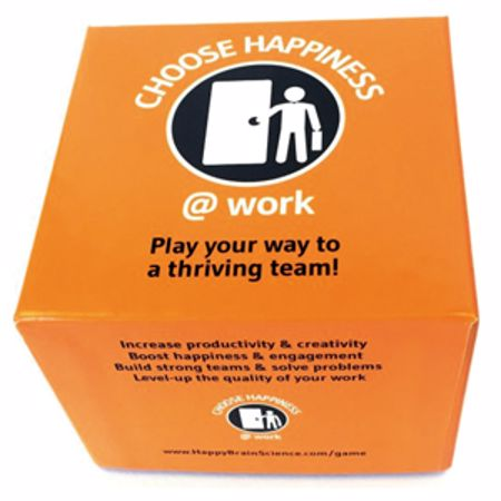 Picture of Choose Happiness @ Work Card System