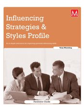 Picture of Influencing Strategies & Styles Facilitator Guide
