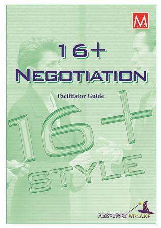 Picture of 16+Negotiation Style Profile Facilitator Guide