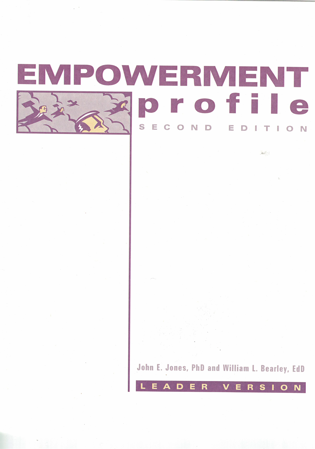 Picture of Empowerment Profile Leader Version