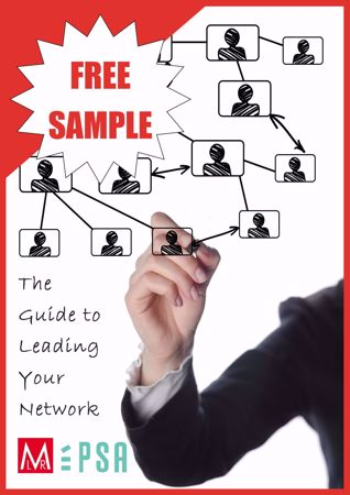 Picture of The Guide to Leading Your Network (FREE PDF SAMPLE)