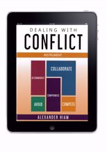 Picture of Dealing With Conflict - Online Self-Assessment Credit