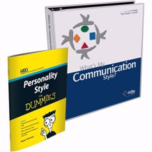 Picture of What's My Communication Style? Facilitator Set (Third Edition)