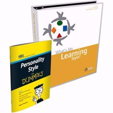 Picture of What's My Learning Style? Facilitator Set