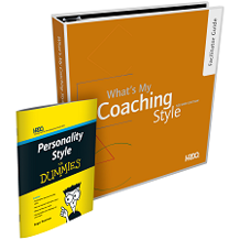 Picture of What's My Coaching Style Facilitator Set