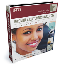 Picture of Becoming a Customer Service Star Facilitator Set