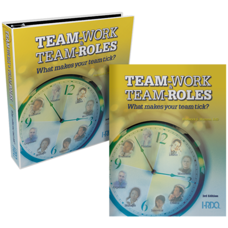 Picture of Team-work & Team-roles