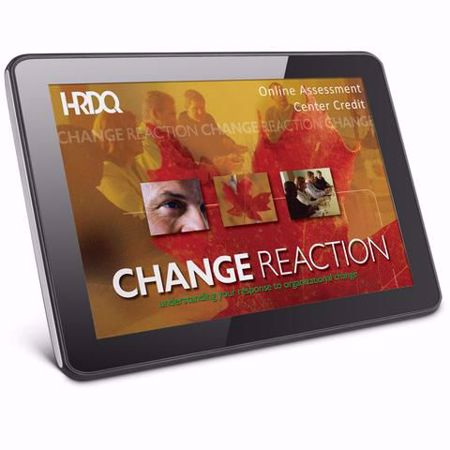 Picture of Change Reaction – Online Self-Assessment Credit