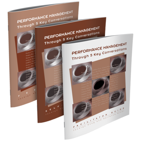 Picture of Performance Management Through 5 Key Conversations