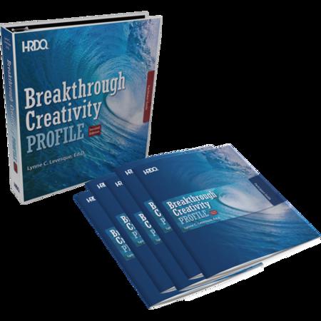 Picture of Breakthrough Creativity Profile