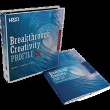 Picture of Breakthrough Creativity Profile Facilitator Set (Second Edition)