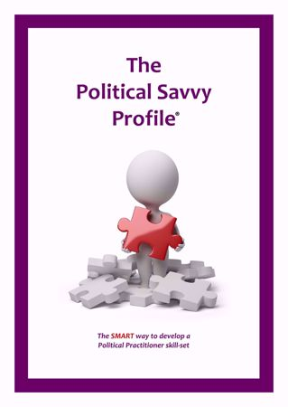 Picture of The Political Savvy Profile® - Digital Sample Report