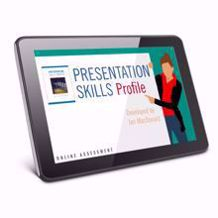 Picture of Presentation Skills Profile - Online Credit