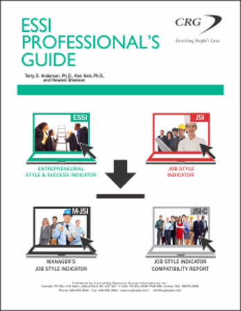 Picture of Entrepreneurial Style and Success Indicator Professionals Guide (Digital Version)