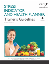 Picture of Stress Indicator and Health Planner Trainers Guidelines Digital Version)