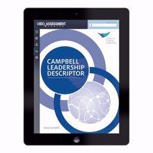 Picture of Campbell Leadership Descriptor - Online Credit