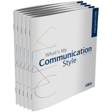 Picture of What's My Communication Style? Self Assessment-Third Edition
