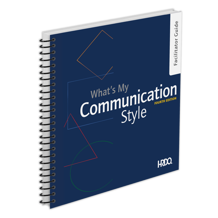 Picture of What's My Communication Style Facilitator Set - Fourth Edition