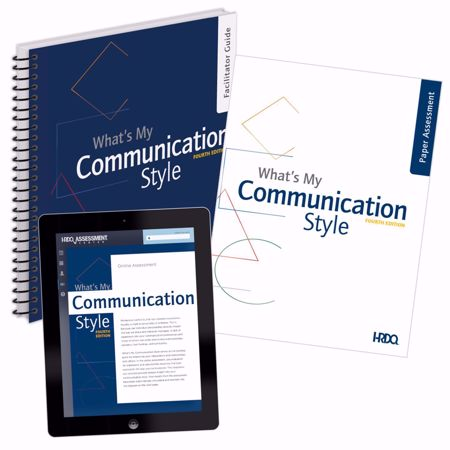 Picture of What's My Communication Style